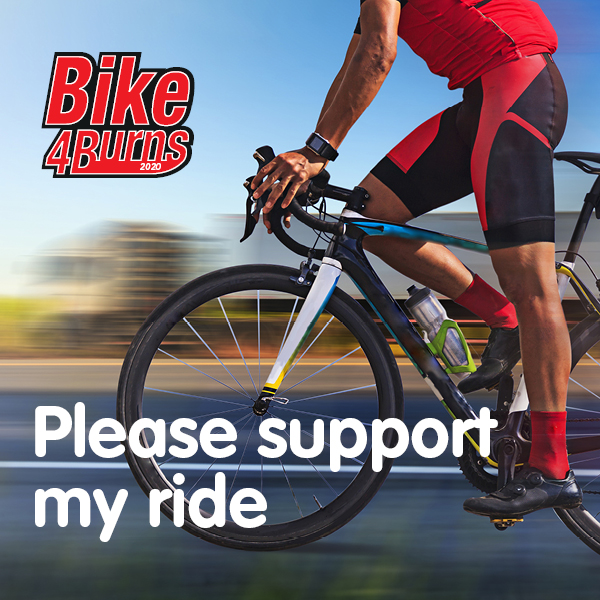 B4B Social Tile 2 - Please support my ride